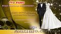 Відеозйомка урочистих подій,  весіль,  випускних м. Луцьк. / Видеосъемка
