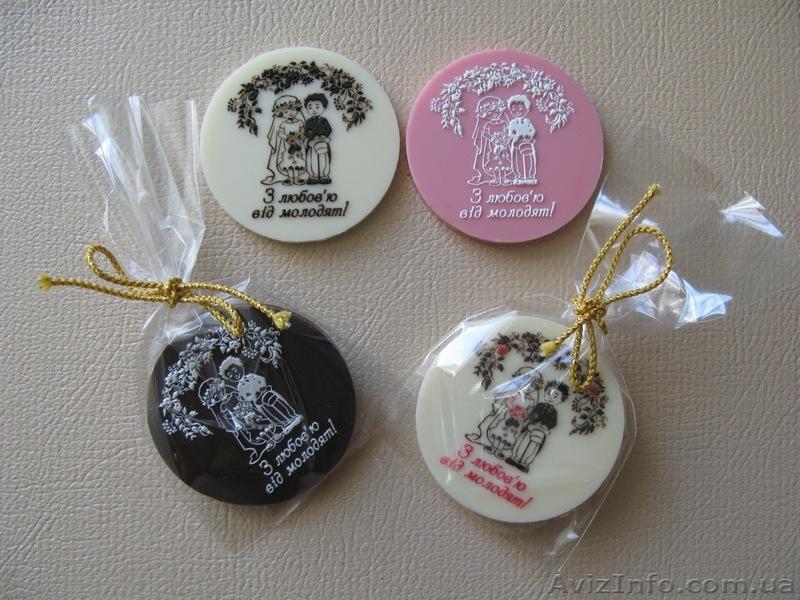 ... Шоколадні подарунки гостям весілля - Изображение  2 24a5afcb5c5bf