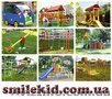 Игровые комплексы и детские площадки от производителя,  детские городки