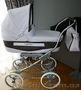 Продам коляску Inglesina Vittoria Peonia на шасси Comfort