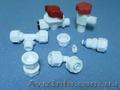 Фітинги для металопластикової труби з пластику