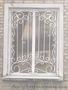 Кованые решетки на окна,  Луцьк