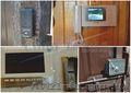 Установка видеодомофона (видеодомофон для дома)
