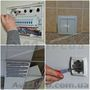 Электромонтажные работы (замена проводки)