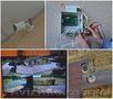 Установка відеонагляду (камери відеонагляду)