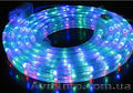 Дюралайт светодиодный — разноцветный
