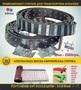 Ремкомплект стрічок на транспортер копалки Wirax,  Akpil,  Bomet
