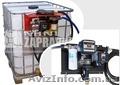 Мини АЗС 220В 56л/мин для перекачки дизельного топлива  - Изображение #5, Объявление #1303346