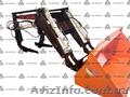 Погрузчик фронтальный на мтз-82 быстросъемный купить,  цена